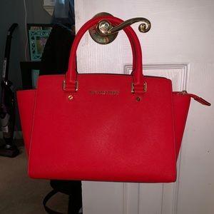Michael Kors Selma Saffiano Handbag